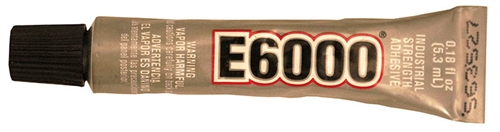 E-6000 Jewelry and Craft Adhesive