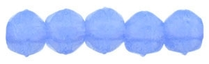 EC3-31010 : English Cut Round 3mm : Milky Sapphire - 25 Count