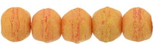 EC3-PS1004 : English Cut Round 3mm : Pacifica - Tangerine - 25 Count