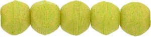 EC3-PS1010 : English Cut Round 3mm : Pacifica - Honeydew - 25 Count