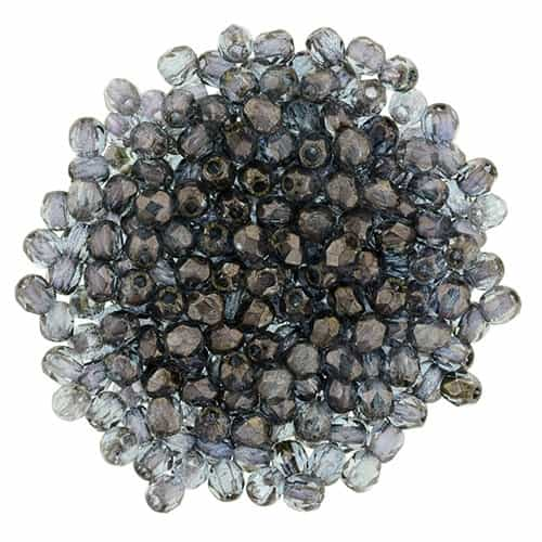 FP2-14435 - Firepolish 2mm : Luster - 25 pieces