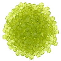 FP2-5023 - Firepolish 2mm : Olivine - 25 pieces