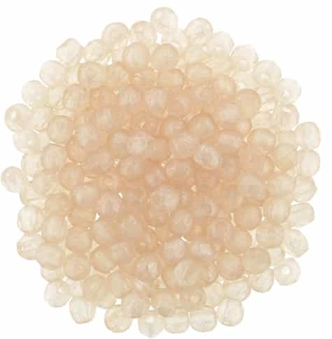 FP2-S9C7010 - Firepolish 2mm : Flash Pearl - Rosaline - 25 pieces
