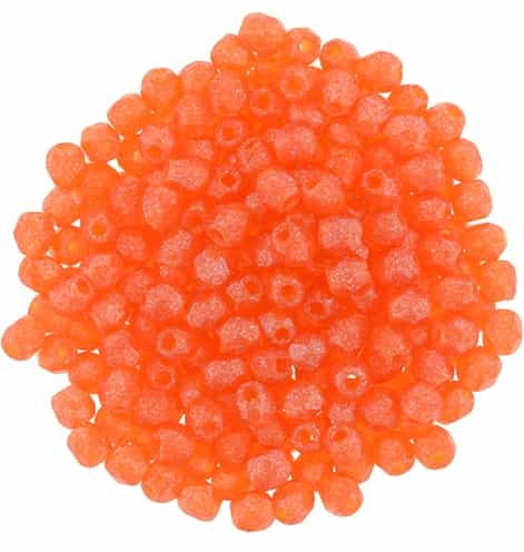FP2-S9C9004 - Firepolish 2mm : Flash Pearl - Hyacinth - 25 pieces