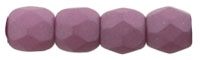 Firepolish 3mm : FP3-29565 - Saturated Lavender - 25 Count