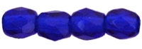 Firepolish 3mm : FP3-3009 - Cobalt