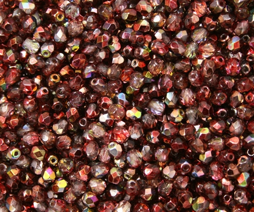 Firepolish 4mm: FP4-95200 - Magic Wine - 25 pieces