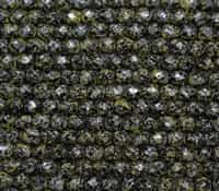 Firepolish 6mm: FP6-23980-45701 - Tweedy Yellow - 25 Bead Strand