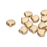Ginko : GNK8700030-01710 - Bronze Pale Gold - 25 Beads