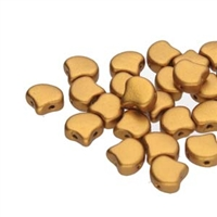 Ginko : GNK8700030-01740 - Bronze Gold - 25 Beads
