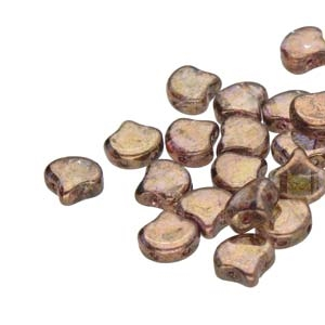 Ginko : GNK8700030-15695 - Crystal Senegal - 25 Beads