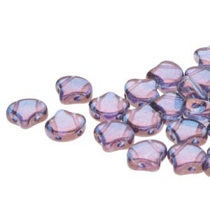 Ginko : GNK8700030-15726 - Luster Transparent Amethyst - 25 Beads