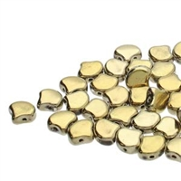 Ginko : GNK8700030-26440 - Polished Brass - 25 Beads
