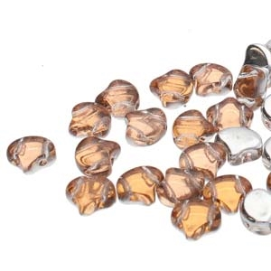 Ginko : GNK7800030-27102 - Backlit Peach - 25 Beads