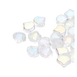 Ginko : GNK8700030-28701 - Crystal AB - 25 Beads