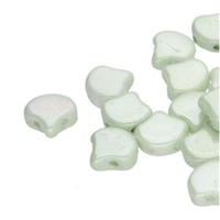 Ginko : GNK8703000-14457 - Chalk Green Luster - 25 Beads