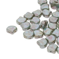 Ginko : GNK8703000-65431 - Chalk Lazure Blue - 25 Beads