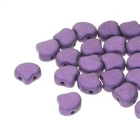 Ginko : GNK7823980-79021 - Metalic Suede Purple - 25 Beads
