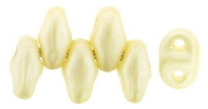 MiniDuo-25039 - MiniDuo 2/4mm : Pearl Coat - Cream - 25 Count
