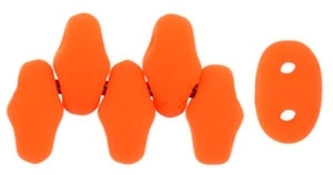 MiniDuo-25122 - MiniDuo 2/4mm : Neon Orange - 25 Count