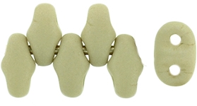 MiniDuo-29564 - MiniDuo 2x4mm : Saturated Light Olive - 25 Count