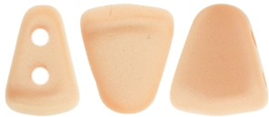 NIB-BIT-29303 - NIB-BIT 6/5mm : Powdery - Pastel Peach - 25 Count