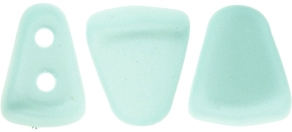 NIB-BIT-29313 - NIB-BIT 6/5mm : Powdery - Pastel Turquoise - 25 Count