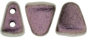 NIB-BIT-79086 - NIB-BIT 6/5mm : Metallic Suede - Pink - 25 Count