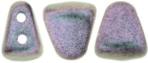 NIB-BIT-94102 -  6/5mm : Polychrome - Orchid Aqua - 25 Count