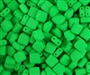 Neon Tile 6mm/6mm : NT-BNGR - Neon Green - 25 Tiles