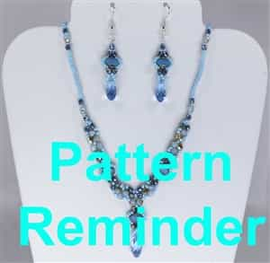 2016 Fall Fashion Color Airy Blue Pattern Reminder