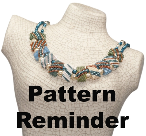 CarrierDuo Dagmar Necklace Pattern Reminder
