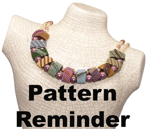 CarrierDuo Victorian Necklace Pattern Reminder