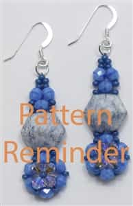 Deb Roberti's Betsy's Cupola Earrings Reminder