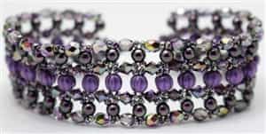 Deb Roberti's Bridesmaid's Crystal Cuff Reminder