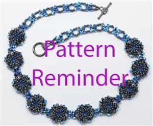 Deb Roberti's Button Necklace Reminder