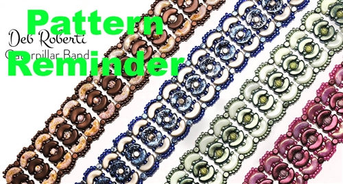 Deb Roberti's Caterpillar Band Pattern Reminder