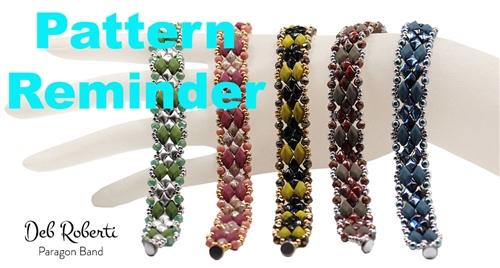Deb Roberti's Paragon Band Pattern Reminder