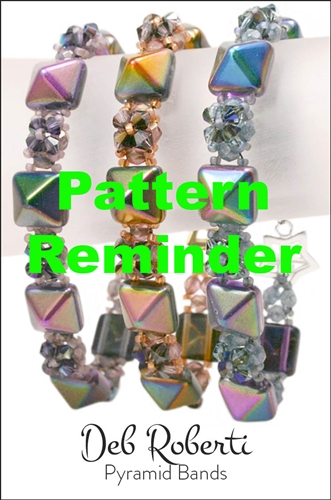 Deb Roberti's Pyramid Band Pattern Reminder