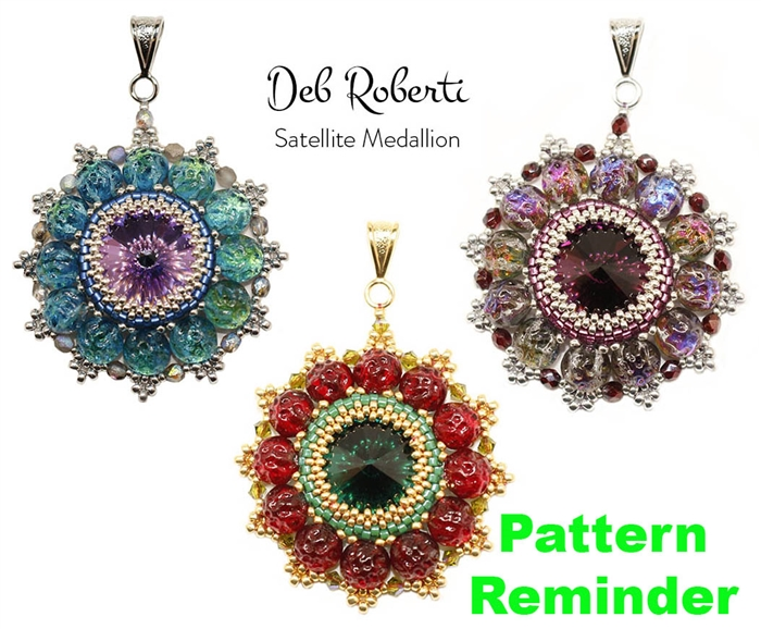 Deb Roberti's Satellite Pattern Reminder