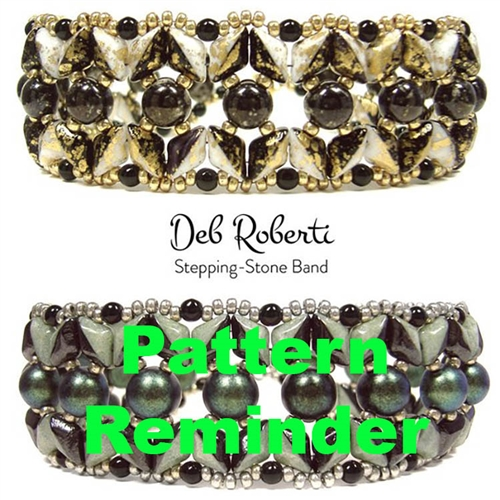 Deb Roberti's Stepping-Stone Band Pattern Reminder