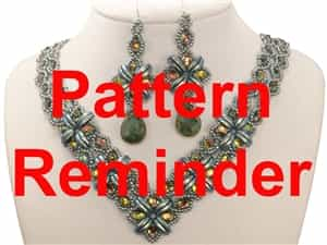So Sassy Diamond Crescent Set Pattern Reminder