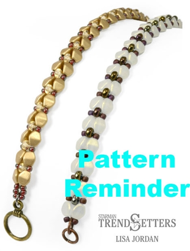 Starman A Pinch of Elegance Bracelet Pattern Reminder