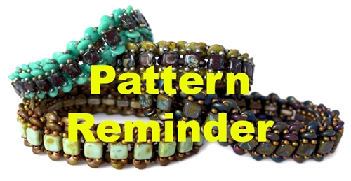 Starman Breezeway Bangle Pattern Reminder
