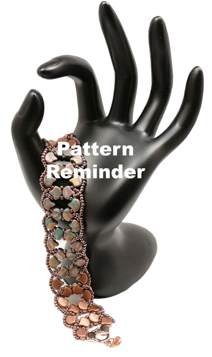 Starman Dream of the Queen Bracelet Pattern Reminder