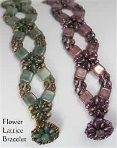 Starman Flower Lattice Bracelet Reminder