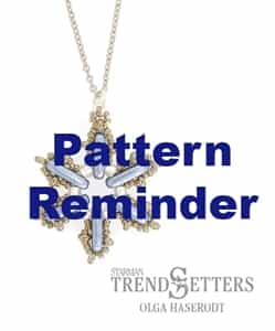 Starman Ice Crystals Pattern Reminder