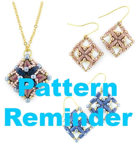 Starman Bertel Diamond Pattern Reminder