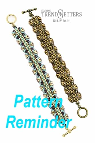 Starman Wicker Bracelet Pattern Reminder