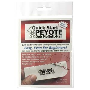 Quick Start Peyote 15/0 Delica & Seed - 3CD/Pack